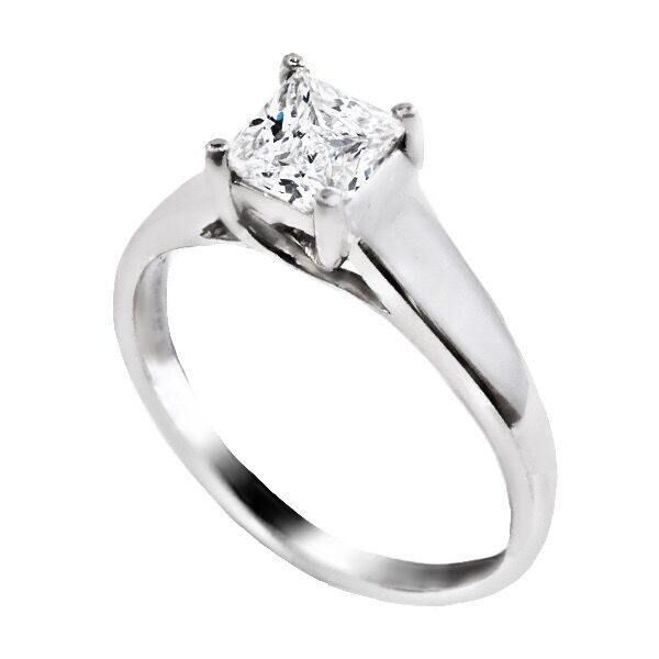 Engagement Settings with Diamond Centers